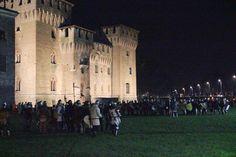 Mantova Medievale stupisce tutti con la battaglia notturna - Foto - Gazzetta di…