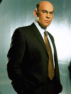 Mitch Pileggi (You probably won't understand my infatuation with this man until you watch X-Files. He has such an authoritative presence, sturdy frame and nice eyes. He can also kick butt when he wants to. I guess I'm mainly attracted to him as Skinner in X-Files <3 Hott Daymn <3)