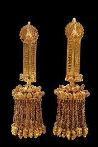The Golden Graves of Ancient Vani – archaeologists have uncovered jewelry from the ancient kingdom of Colchis(eastern coast of the Black Sea) dating to about 450–250 B.C.