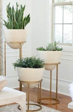 Plant stand is an attractive aspect that aids you display your indoor or exterior plants on a gorgeous platform. Indoor Garden, Indoor Plants, Home And Garden, Faux Plants, Porch Plants, Garden Planters, House Plants Decor, Plant Decor, Interior Plants