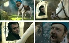 If Les Miserables was Tangled... Why is this so funny?!?!?!