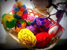 Easter eggs ....kviling ....