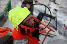 Leg 6 - Day 1 / Groupama in the Volvo Ocean Race / Credit : Yann Riou