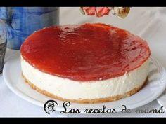 ▶ Receta fácil de tarta mousse de queso y yogur - YouTube Mousse, Mini Cheesecakes, Key Lime, Cupcake Cakes, Deserts, Dessert Recipes, Sweets, Food, Youtube