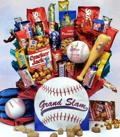 Grand Slam Candy Gift Basket « Blast Gifts