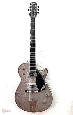 1960 Gretsch Silver Jet, Silver sparkle > Guitars : Electric Solid Body - Voltage Guitars