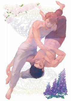 Oikawa X Iwaizumi, Iwaoi, Kuroken, Bokuaka, Kagehina, Haikyuu Ships, Haikyuu Fanart, Haikyuu Anime, Ai No Kusabi