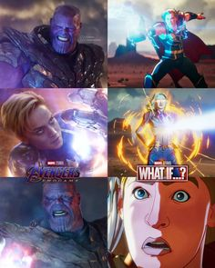 """Super ComicVerse on Instagram: """"This episode was just PERFECT.. and that ending though!! 👀 What are your thoughts on @whatif...? Episode 7? 🕺🏻 POV: Captain Marvel haters…"""""""