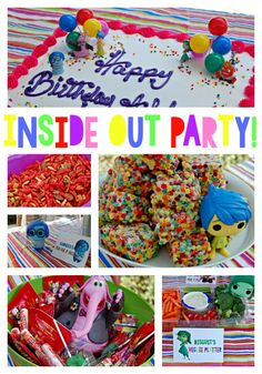 In honor of Disney/Pixar's Inside Out coming out this week, I wanted to finally get around to sharing the Inside Out party we had for Abbey's 4th birthday, this past September. I know, I know, it's already November! But I've been so swamped with real life that sometimes my digital life sometimes gets forgotten about. …
