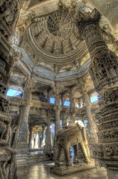Jain Temple - Udaipur, India