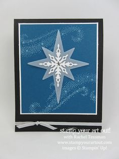 Mediterranean Achiever's Blog Hop August 2016: Sneak Peek at the  2016 Holiday Catalog…Star of Light stamp set and Starlight Thinlits dies - Click here for measurements and tips…#stampyourartout - Stampin' Up!® - Stamp Your Art Out! www.stampyourartout.com