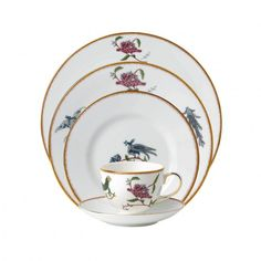 Mythical Creatures 5-Piece Place Setting - Wedgwood Prestige | US