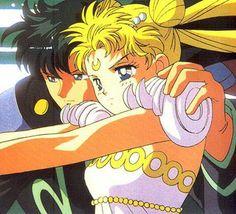 Princess Serenity & King Endimion