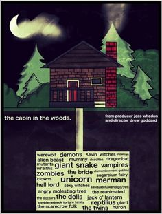 The Cabin in the Woods by Jesse