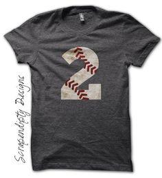 Baseball Number Iron on Transfer - Iron on Custom Baseball Shirt / Sports Birthday Party / Little League Tshirt / Moms Tball Shirt IT421-P by ScrapendipityDesigns on Etsy https://www.etsy.com/listing/188150442/baseball-number-iron-on-transfer-iron-on