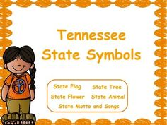 Tennessee State Facts and Symbols