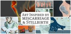 Striking Artwork Inspired By Miscarriage and Stillbirth