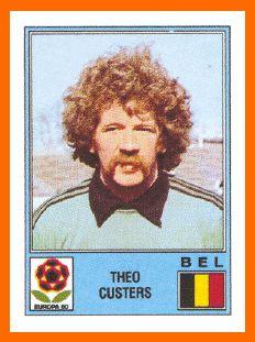 THEO CUSTERS Belgium (1980)