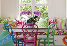 Florence Broadhurst ... bright colours