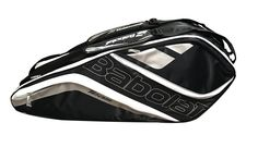 Take a look at the awesome Babolat Team Silv.... Now available! http://www.racquetpoint.com/products/babolat-team-black-silver-white-3-racquet-holder-tennis-bag?utm_campaign=social_autopilot&utm_source=pin&utm_medium=pin