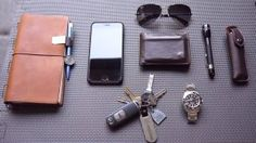 Everyday Carry - 30/M/Perth, Australia/Accountant - My EDC collection