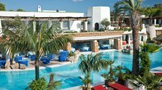 Hotel Hacienda Na Xamena, Ibiza, is a private enclave for your dream holidays. A white washed Ibiza style property, suspended on the coastal frontline, Travel Pictures, Travel Photos, Ibiza Holidays, Eden Restaurant, Travel Log, Hotels, Thing 1, Hotel Guest, Das Hotel