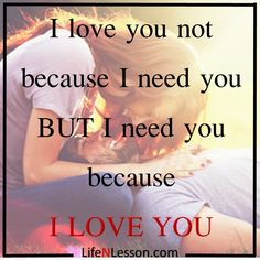love Quotes. Quotes. I Love You