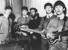 Rare photos of the Beatles in the early 1960s - The Beatles Photo ...