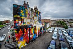 The Masonic, North Street, Bedminster | 30 Jaw-Dropping Pieces Of Bristol Street Art