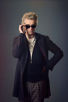 I hate the glasses so glad he's got a screwdriver now