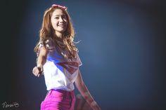 #Yoona #윤아 #ユナ #SNSD #少女時代 #소녀시대 #GirlsGeneration 130720 World tour - Taipei Sooyowen