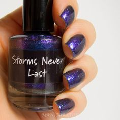 CrowsToes Storms Never Last | #nailpolish #wishlist #iso
