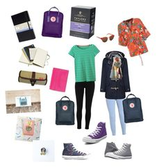 """""""Loves / wish list!!☺️"""" by pippahoel on Polyvore featuring River Island, Boden, Seasalt, FiloFax, Fjällräven, Converse and Moleskine"""