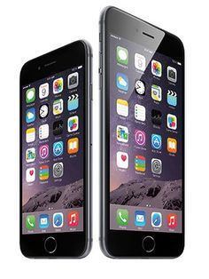 Apple iPhone 6 and iPhone 6 Plus when coupled with the recently released iOS 8 gives far better battery life in comparison to the previous iPhones. Apple Iphone 6, Iphone Hacks, Debloquer Iphone, Smartphone Iphone, Iphone 6s Plus, New Iphone 6, Latest Iphone, Unlock Iphone, Ios Apple