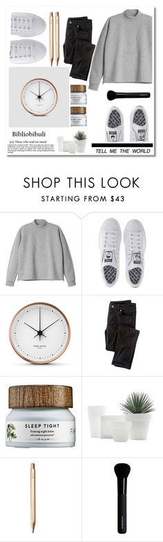 """tik tok"" by madamitsa ❤ liked on Polyvore featuring Michael Kors, Monki, adidas, Georg Jensen, Wrap, ystudio, Givenchy, women's clothing, women and female"