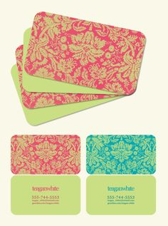 business.cards by *teaganwhite on deviantART