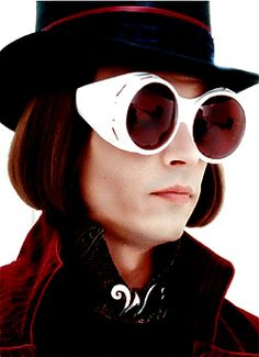 For some reason I find the remake of Willy Wonka to be creepy. I am not a fan of how Depp here portrayed the chocolate-factory man.