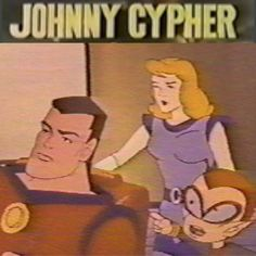 1968, Johnny Cypher in Dimension Zero, United States #JohnnyCypher #Cypher (L14050)
