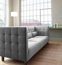MCD Sofa by Christine Dorner  Live Beautifully! www.lignerosetsf.com  #Home #LigneRosetSF #Interior #Design
