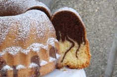 Babkina bábovka - recept postup 4 Banana Bread, Ale, Bakery, Muffin, Cookies, Breakfast, Sweet, Food, Recipes
