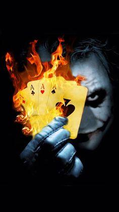 This HD wallpaper is about Joker from Batman illustration, cartoon, The Dark Knight, burning, Original wallpaper dimensions is file size is Joker Batman, Batman Joker Wallpaper, The Joker, Joker Y Harley Quinn, Joker Iphone Wallpaper, Joker Heath, Heath Ledger Joker Wallpaper, Joker Cartoon, Dc Comics