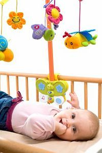 Games for Three to Five Month Old Babies
