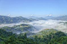 trekking und radfahren vietnam