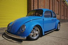 Style - For Sale Electric blue cal-look bug 8.5K since 88! - VZi, Europe's largest VW, community and sales