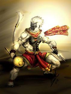 The Legend of Hanuman | Hindu Legends