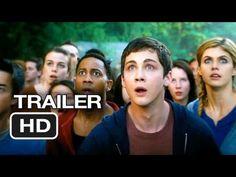 Percy Jackson: Sea of Monsters Official Trailer #2 (2013) - Logan Lerman Movie HD - YouTube SCREAMING OMG THIS IS SO GOOD OMG OMG AHHHHH