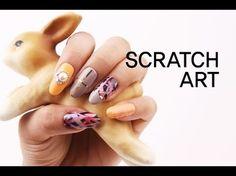 [Saracen Trend Nail] 사라센 트렌드 네일 19회 브로캐이드 아트/ Trend Nail Ep.19 brocade art - YouTube