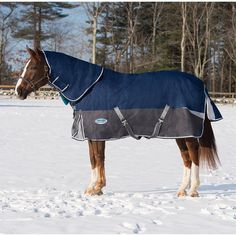 WeatherBeeta Freestyle 1200D Detach-a-Neck Medium Weight Turnout | Dover Saddlery