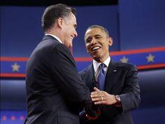 84 Obama vs. Romney debate Oct 4, 2012
