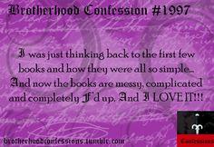 BDB Confession #1997